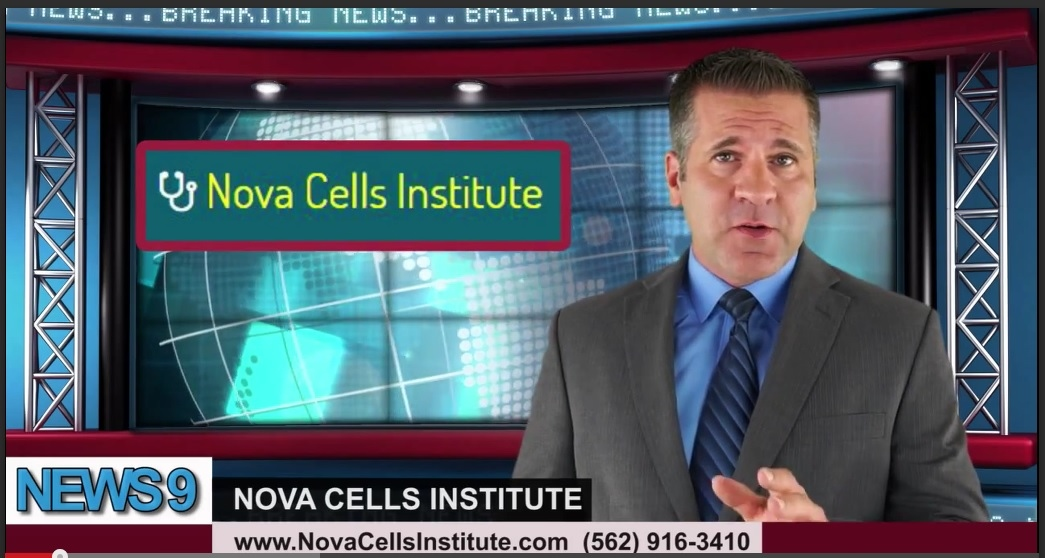 NOVA CELLS INSTITUTE NEWSCAST - August 8, 2015